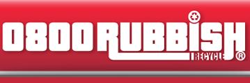 0800Rubbish Rubbish Removal Logo